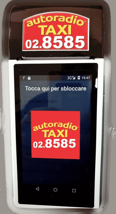 metodi per chiamare il taxi a milano - modem 028585 presente in tutta la città