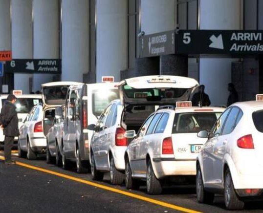 taxi da milano a malpensa aeroporto - milano radio taxi 028585