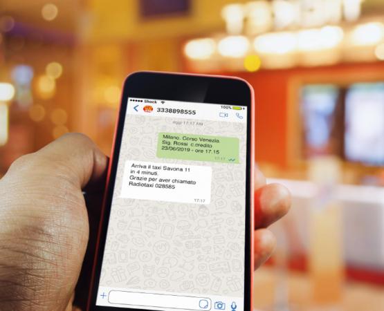 taxi sms a milano - prenotazione taxi in anticipo - 028585 taxi milano